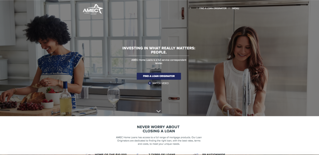 american mortgage and equity consultants